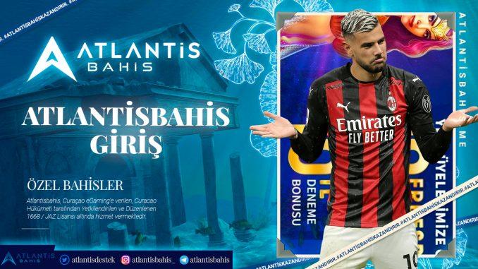 Atlantisbahis Giriş