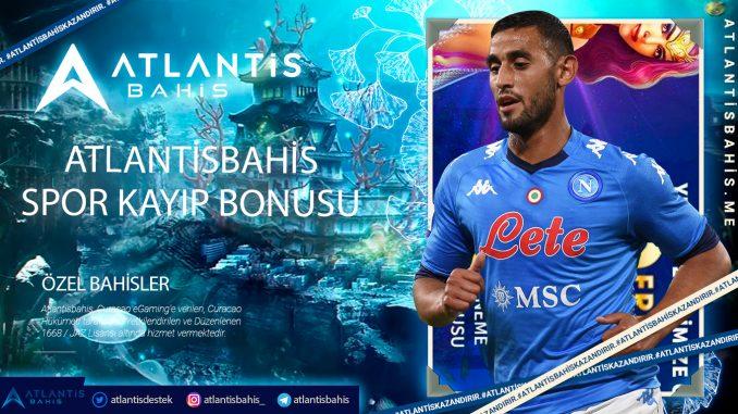 Atlantisbahis Spor Kayıp Bonusu