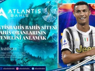 Atlantisbahis Bahis Sitesi Bahis Oranlarının Temelini Anlamak