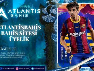 Atlantisbahis Bahis Sitesi Üyelik