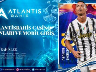 Atlantisbahis Casino Oyunları Ve Mobil Giriş