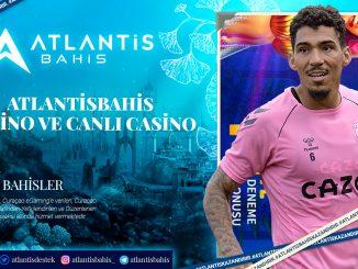 Atlantisbahis Casino ve Canlı Casino