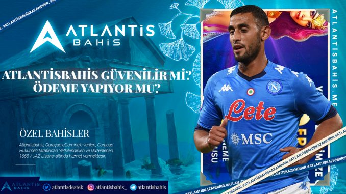 Atlantisbahis Güvenilir Mi Ödeme Yapıyor mu