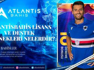 Atlantisbahis Lisans ve Destek Seçenekleri Nelerdir