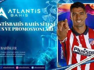 Atlantisbahis Bahis Sitesi Bonus ve Promosyonları