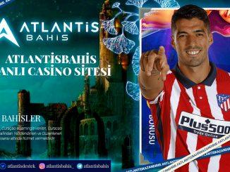 Atlantisbahis Canlı Casino Sitesi