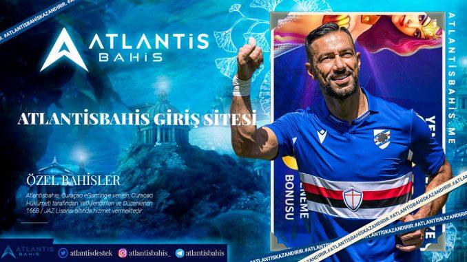 Atlantisbahis Giriş Sitesi