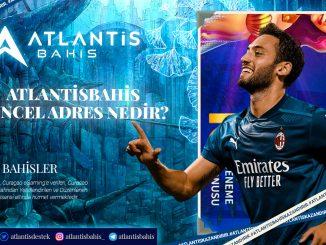 Atlantisbahis Güncel Adres Nedir