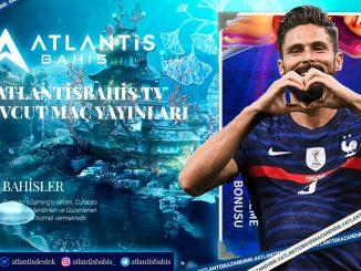 Atlantisbahis TV Mevcut Maç Yayınları