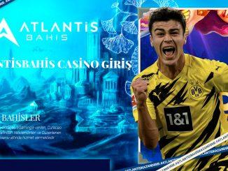 Atlantisbahis Casino Giriş
