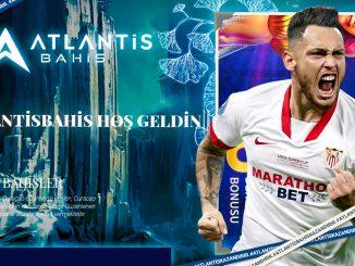 Atlantisbahis Hoş Geldin