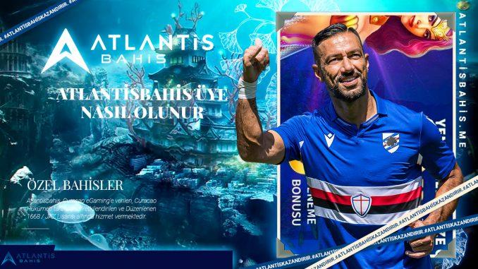 Atlantisbahis Üye Nasıl Olunur