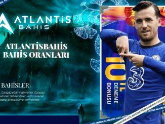 Atlantisbahis Bahis Oranları