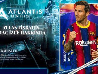 Atlantisbahis Maç İzle Hakkında