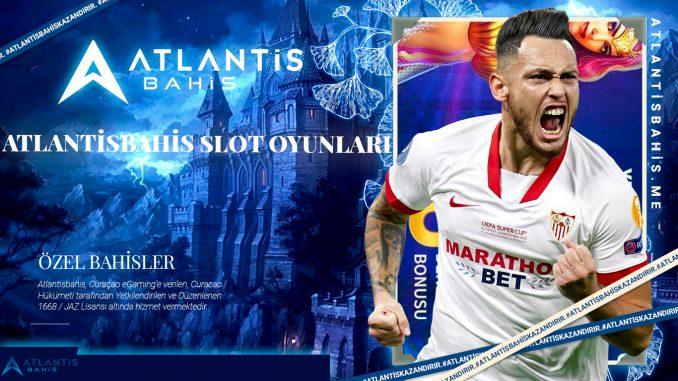 Atlantisbahis Slot Oyunları