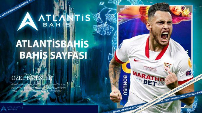 Atlantisbahis Bahis Sayfası