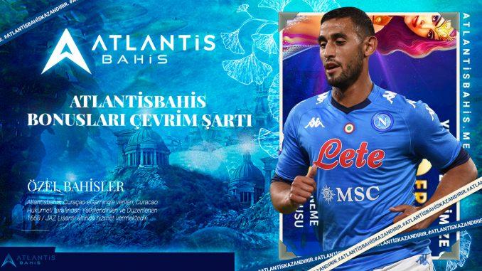 Atlantisbahis bonusları çevrim şartı