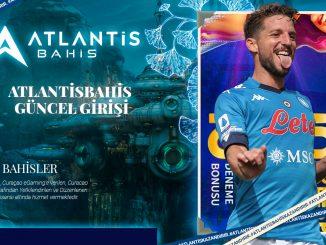 Atlantisbahis güncel girişi