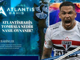 Atlantisbahis Tombala Nedir Nasıl Oynanır