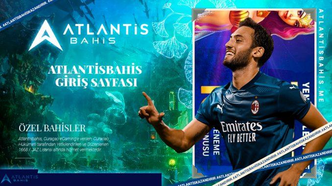 Atlantisbahis giriş sayfası