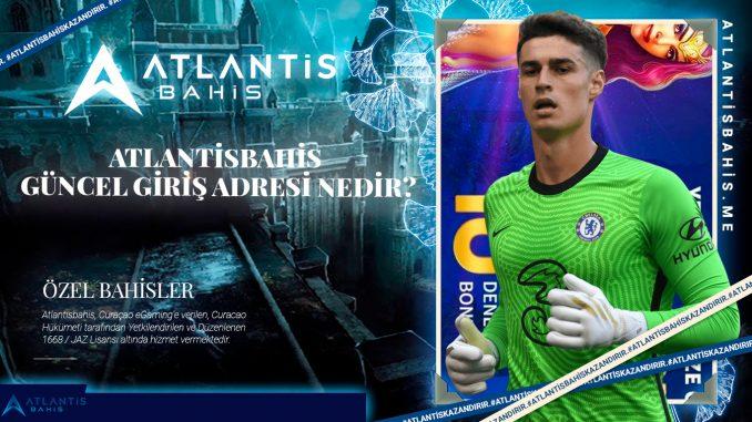 Atlantisbahis güncel giriş adresi nedir